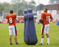 chicago bears training camp Royalty Free Stock Photography