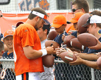 Chicago bears training camp Royalty Free Stock Image