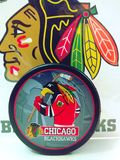 CHICAGO Blackhawks. Six-time Stanley Cup Winner stock photography
