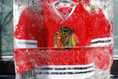 Chicago Blackkawks jersey Stock Photos
