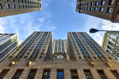 Chicago Board of Trade Building Royalty Free Stock Image