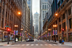 Chicago Board of Trade Building Stock Image