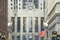 The Chicago Board of Trade, Chicago, Illinois Royalty Free Stock Image