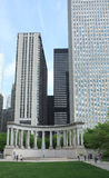 Chicago-Bogen Lizenzfreie Stockbilder