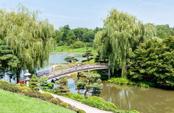Chicago Botanic Garden Royalty Free Stock Images