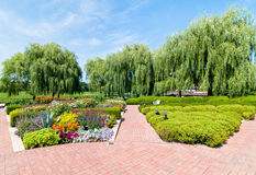 Chicago Botanic Garden Stock Images
