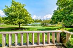 Chicago Botanic Garden, Illinois, USA Royalty Free Stock Image