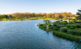 Chicago Botanic Garden Stock Image