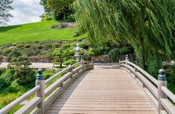 Chicago Botanic Garden, USA royalty free stock photos