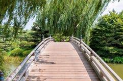 Chicago Botanic Garden, USA stock images