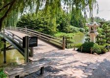 Chicago Botanic Garden, USA royalty free stock photo