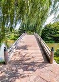 Chicago Botanic Garden, USA royalty free stock images