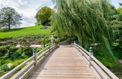 Chicago Botanic Garden, USA stock photos