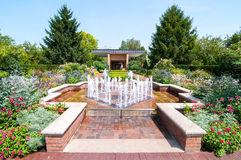 Chicago Botanic Garden, USA Royalty Free Stock Photography
