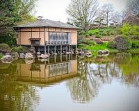 Chicago Botanical Garden Royalty Free Stock Photography