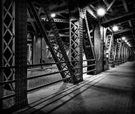 Chicago bridge Stock Photos
