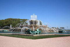 Chicago - Buckingham Fountain Stock Photos