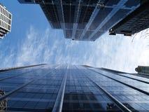 Chicago budynków fotografia royalty free