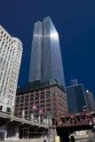 Chicago Building Stock Photo