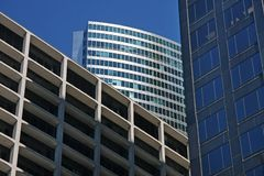 Chicago buildings Royalty Free Stock Images