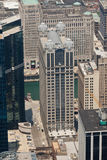 Chicago buildings and River Stock Photos