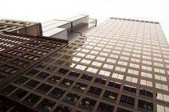 Chicago byggnad Fotografering för Bildbyråer