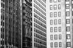 Chicago byggnader Arkivfoton