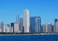 Chicago city Stock Photography