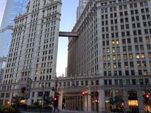 Chicago-City Architecture Stock Photography