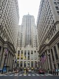 Chicago city buildings and city life - Chicago, Illinois Royalty Free Stock Images