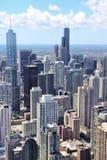Chicago city Stock Photo