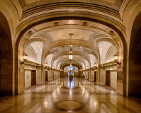 Chicago City Hall Royalty Free Stock Photography