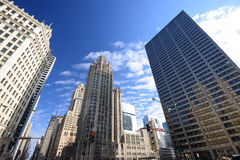 Chicago city Royalty Free Stock Photography