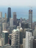 Chicago cityscape Stock Photography