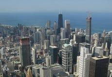 Chicago cityscape Royalty Free Stock Photos