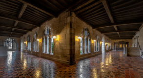 Chicago Cloister Royalty Free Stock Images