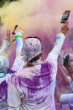 Chicago Color Run Royalty Free Stock Image
