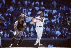 Mark Grace. Chicago Cubs first baseman Mark Grace. Image taken from color slide Royalty Free Stock Image