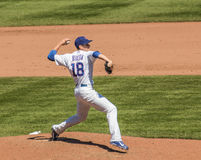 Chicago Cubs Pitcher Royalty Free Stock Image