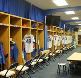 Chicago cubs players room Stock Images
