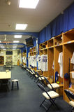 Chicago cubs players room Royalty Free Stock Images