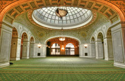 Chicago cultural center Stock Photo