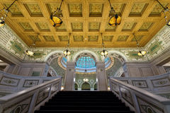 Chicago Cultural Center. Stock Image