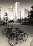chicago dag Arkivbild