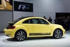 VW in Chicago Auto toont Stock Afbeeldingen