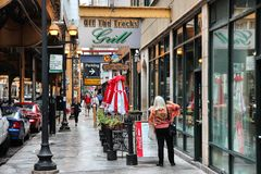 Chicago, de V.S. Royalty-vrije Stock Afbeelding