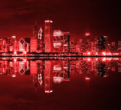 Chicago del centro immagini stock