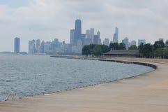 Chicago del shore2 del norte foto de archivo libre de regalías
