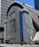 Chicago dom błękity zdjęcie stock