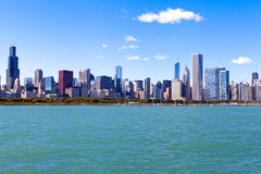 Chicago Downtown Stock Images